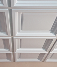 Westminster Coffered Ceiling Tiles