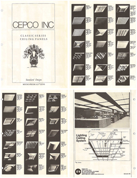 CEPCO Manufacturing Brochure