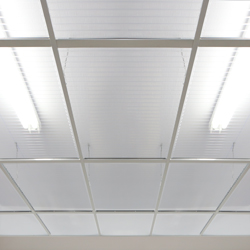 Clear Ceiling Panels