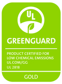 GREENGUARD Gold Certification Mark