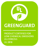 All Ceilume Ceiling Tiles and Panels are Greenguard Gold Certified