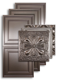 Tin 2 ft. x 4 ft. Ceiling Panels