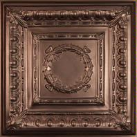 Empire Bronze Drop Ceiling Tiles