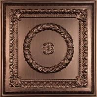 Evangeline Bronze Drop Ceiling Tiles