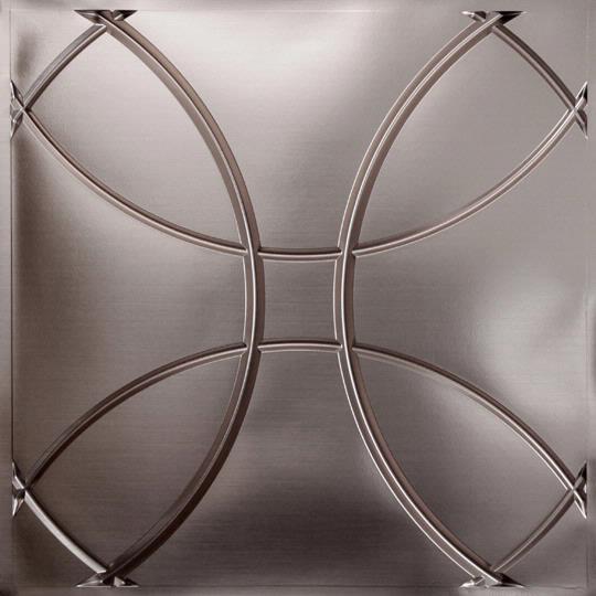 Orb Tin Ceiling Tiles