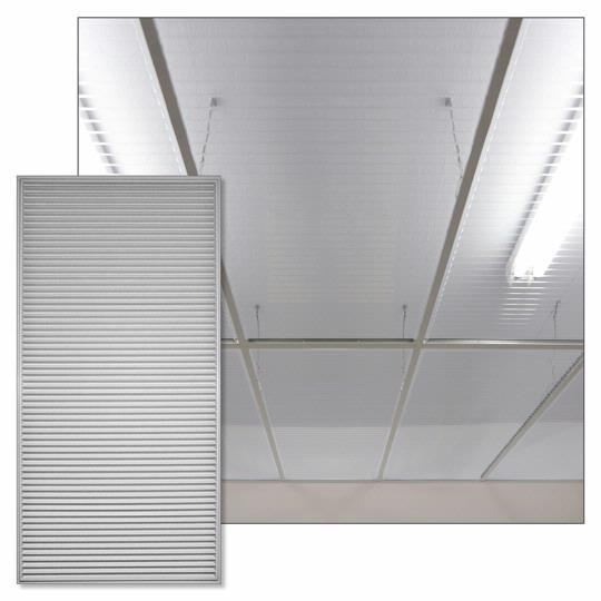 Polyline Ceiling Panels