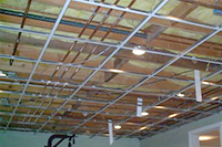 Drop Ceiling Grid
