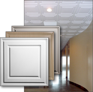 Oxford Ceiling Tiles and Ceiling Panels