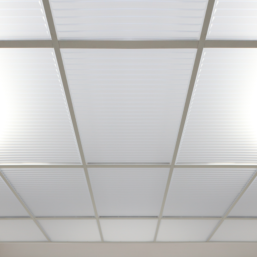 Frosted Ceiling Panels