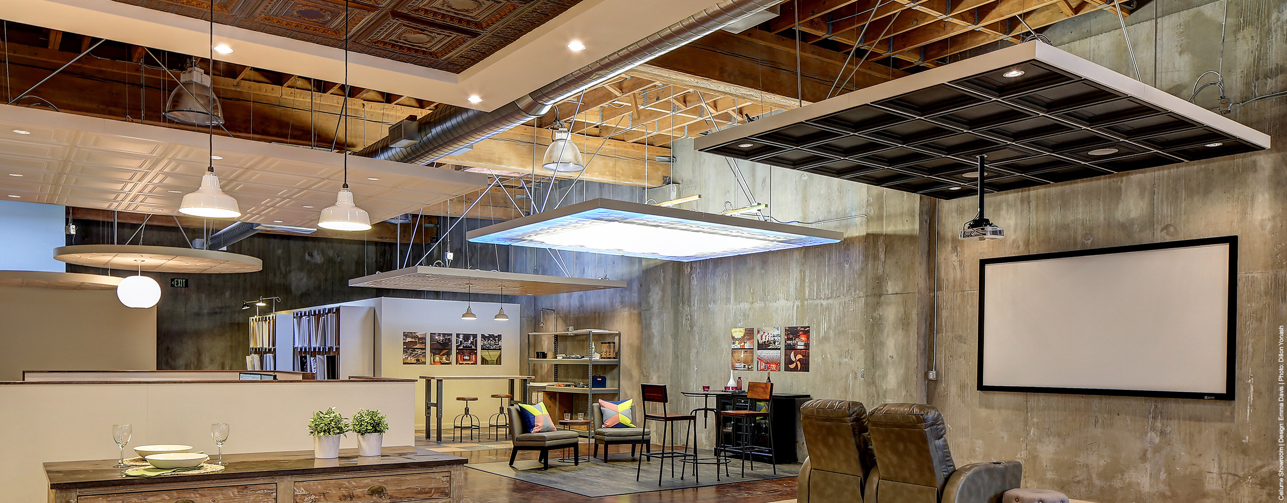 Commercial Ceilings Ceilume