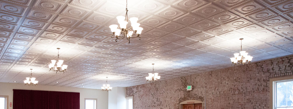 Ceilume Ceiling Tiles Are Long-Lasting