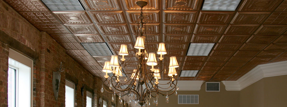 Faux Tin Ceilume Ceiling Tiles